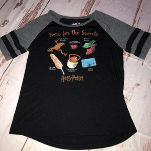 Harry Potter sweets shirt girls size 14